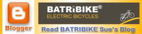 BATRIBIKE on Blogger - Read BATRIBIKE Sue's Blog