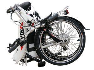 Dash - folding electric bike