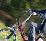 Breeze electric bike