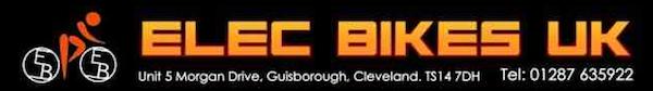 elec bikes full logo