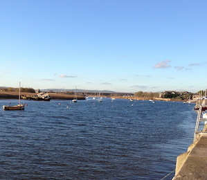 Topsham Quay