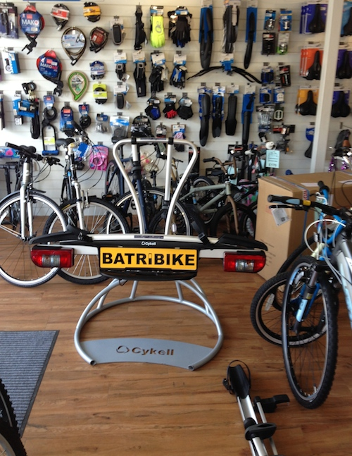 Whittlesey Cycles