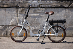 Batribike Sigma folding electric bike