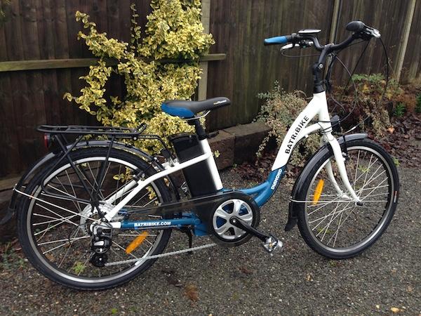 24 inch wheel electric bike