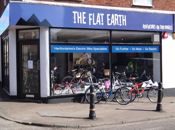 The Flat Earth, Codicote