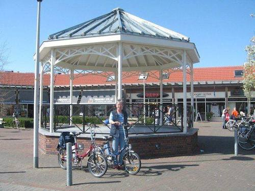 Batribike Breeze in Holland