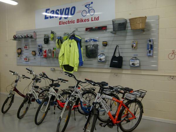 Easygo Electric Bikes New Premises