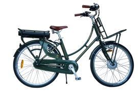 Francis-Barnett classic electric bike