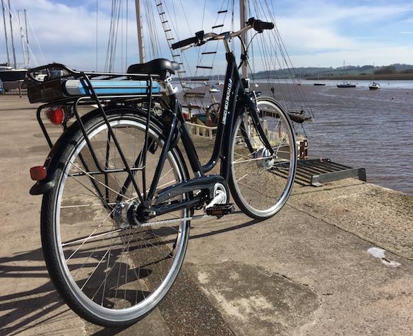 Lindsey-West European electric bikes