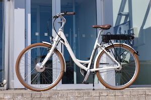 Omega electric bike lifestyle