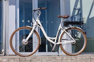 Omega electric bike lifestyle