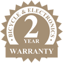 batribikes e-bike warranty 2years