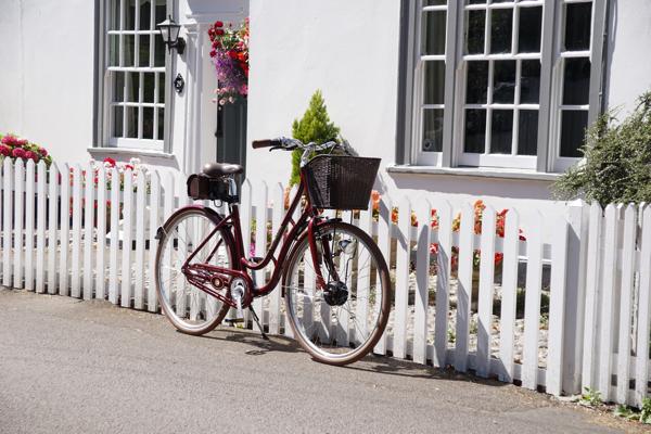Quintessential electric bike