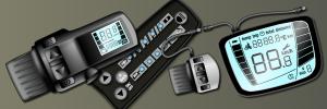 eBike Display Units