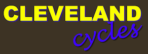 Cleveland Cycles logo | electric bikes Coningsby