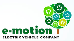 e-motion logo | Electric Bike Swindon